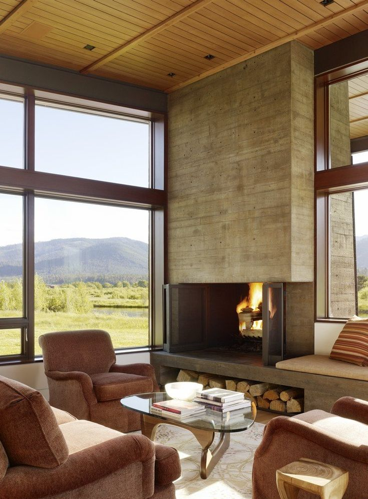 Peaks View Residence by Carney Logan Burke Architects