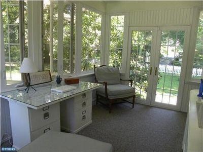 Fresh Sunroom Office Ideas
