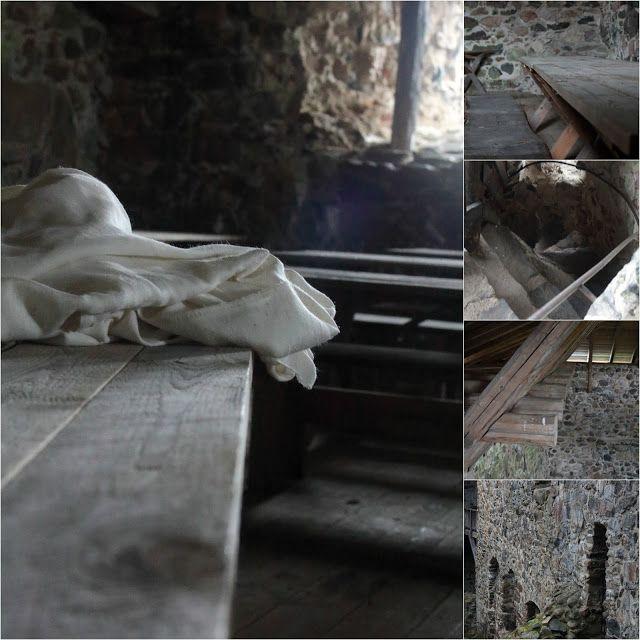 Talossa no 23: Matkalla muistoihin...Raasepori; Vanhat KotiKulmani