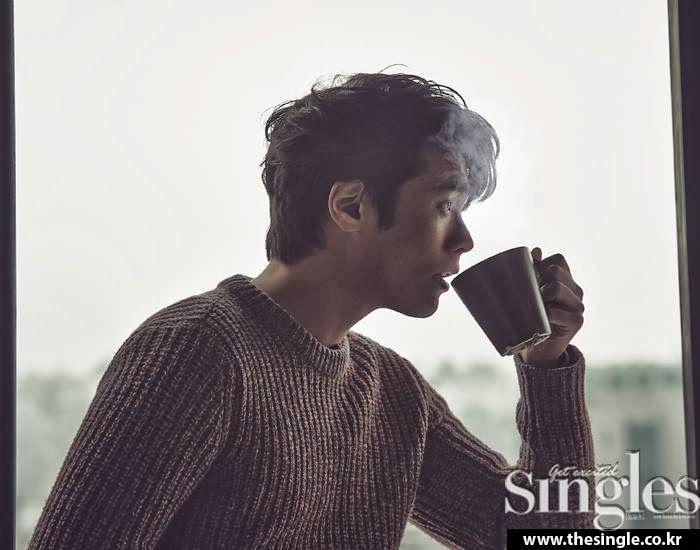 Daniel Choi anf coffee :D