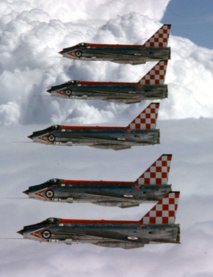 RAF Forever — zainisaari:  FirebirdsBAC Lightning F.3, 56...