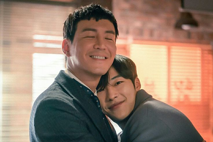 Kim Min Joon and Jo Hyun Ki Mad Dog