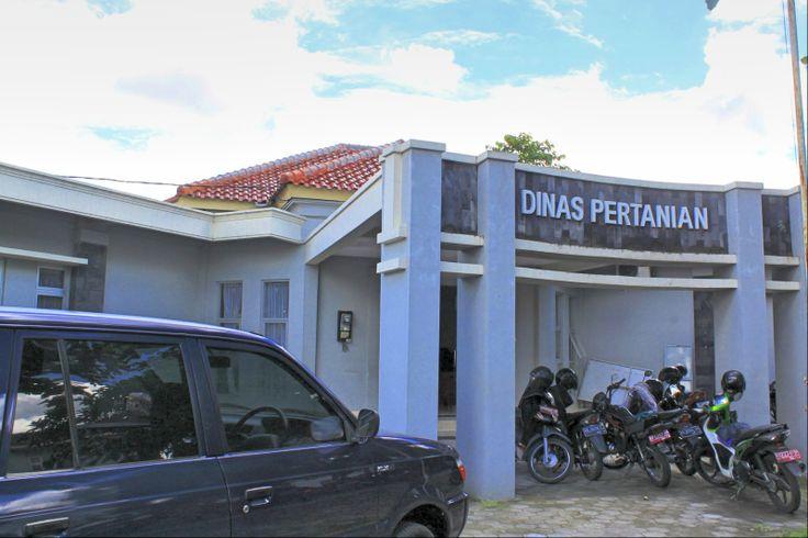 Kantor Dinas Pertanian Kabupaten Bantul
