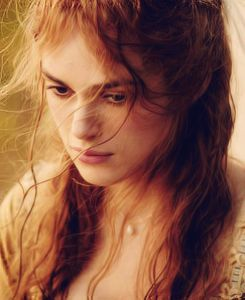 Keira Knightley as Elizabeth Swann in Pirates of the Caribbean: Dead Man's Chest
