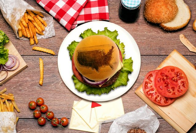 The Best Burger in Every State in America Shutterstock / Jennifer Bui  Published on 2/27/2015  By Kevin Alexander and Liz Childers