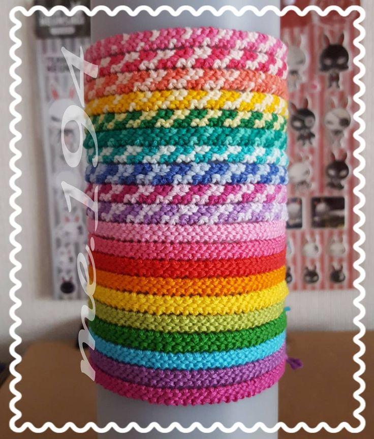 不器用さんでも簡単に出来る!ミサンガの編み方・作り方19選 | Handful