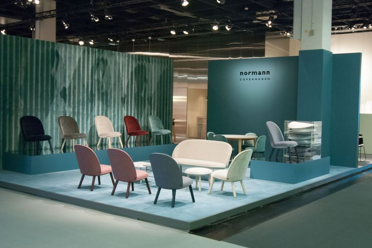 Ace Collection at Orgatec Furniture Fair, 2016