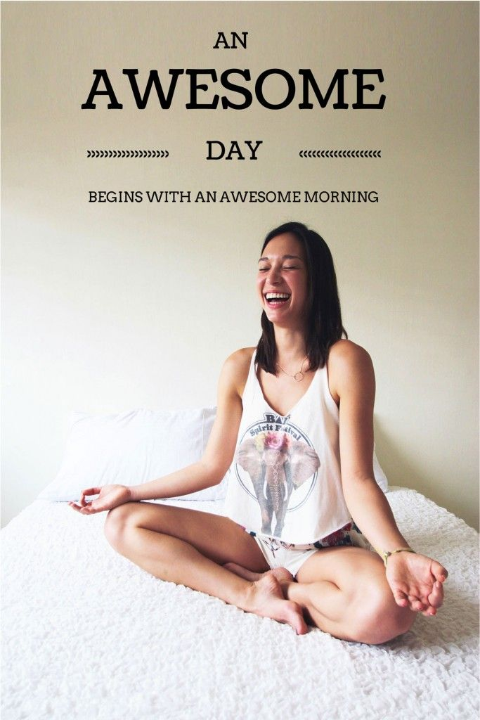 If you feel stressed in the mornings, if you're groggy and low on energy, this 10 minute routine will revitalise you and transform the way you feel *