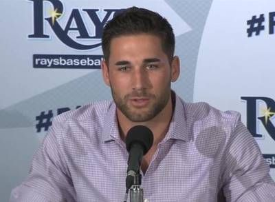 Tampa Bay Rays' Kevin Kiermaier Wins Gold Glove: Tampa Bay Rays outfielder Kevin Kiermaier was honored to be named a Gold Glove winner... News video on One News Page[US] on Thursday, 12 November 2015