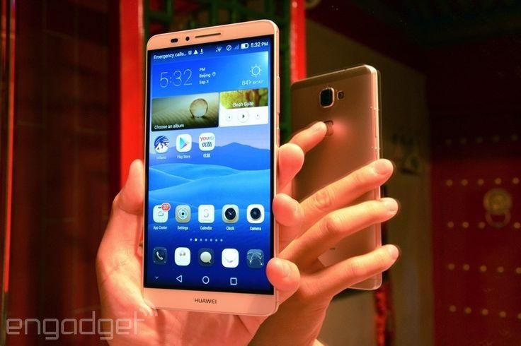 Huawei Ascend Mate7 smartphone