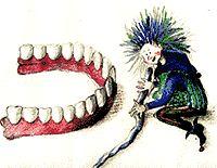 Koikko ja hampaat