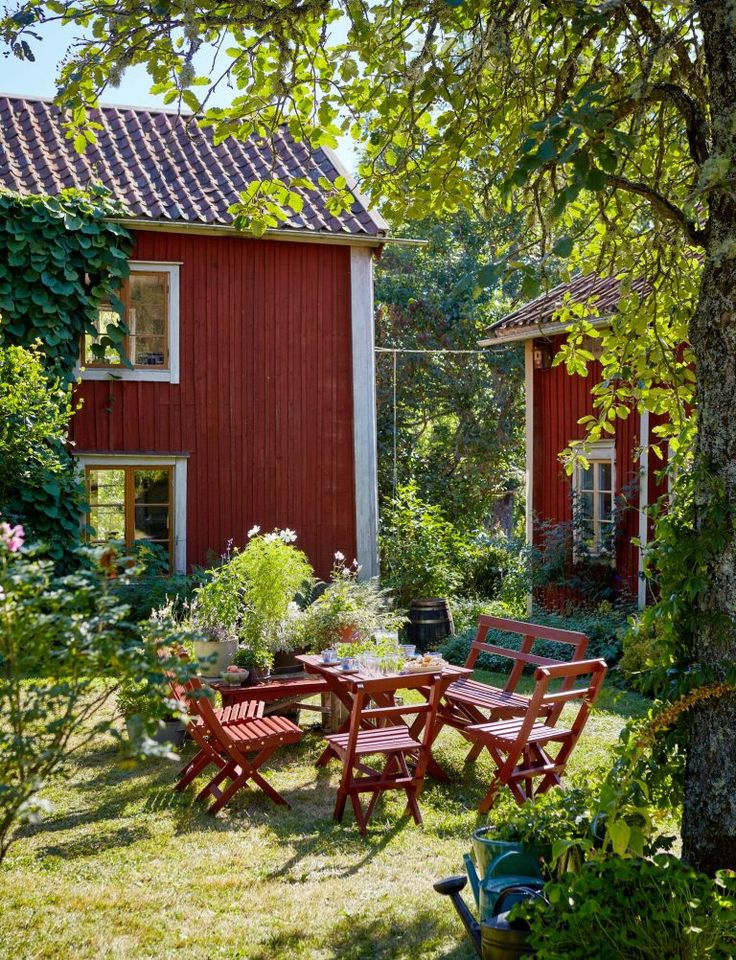 Swedish summer home