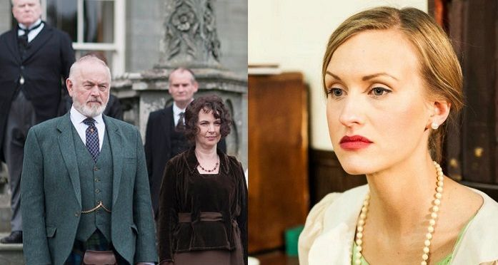 NEW FACES: Maya Lindh will join Downton Abbey Season 5 as Lady Annabelle MacClare, sister to Lady Rose!!