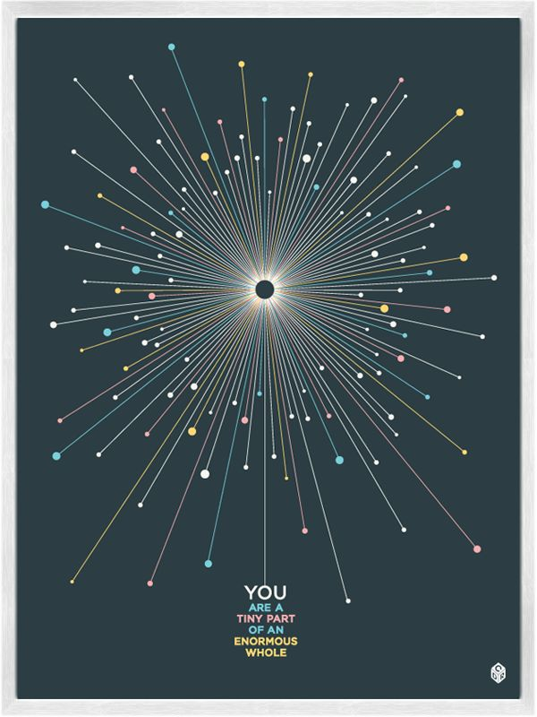 Spaces Posters, Inspiration, Picture-Black Posters, Tiny Enormous, Art, David Ryan, Christopher David, Enormous Prints, Design
