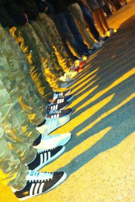 SneakersCartel Offspring Released These Exclusive Colorways Of The adidas NMD R1 #sneakers #shoes #kicks # #lebron #nba #adidas #adidas #reebok #air #sneakerhead #fashion #sneakerscartel