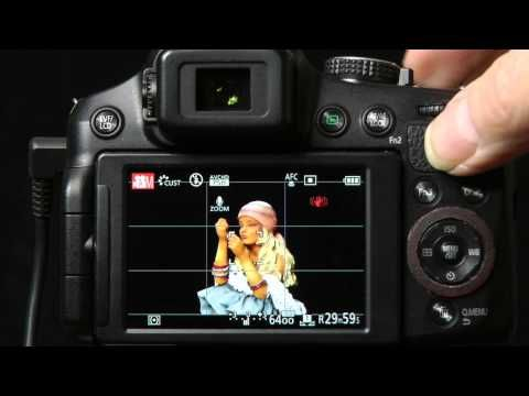 Pansonic Lumix FZ200 User Guide Illustrated, Part 5 Shooting Video
