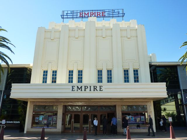 Empire Theatre, Toowoomba * Read about in on TIFFIN - bite sized food adventures -