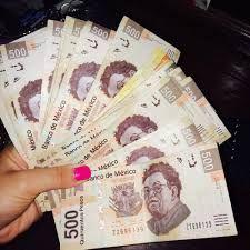 Resultado de imagen para imagenes de mucho dinero mexicano