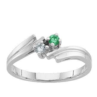2-7 Winged Accents Ring | Jewlr
