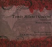 Tomàs Milans i Godayol: Musica Religiosa [Enhanced CD], 19600062