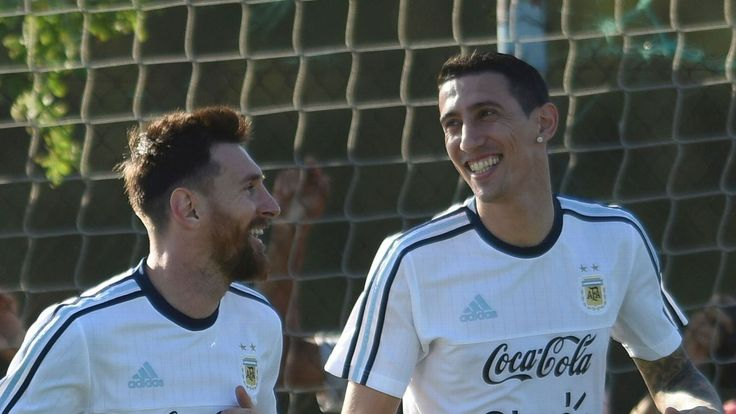 Former Real Madrid star Angel Di Maria linked with Barcelona move