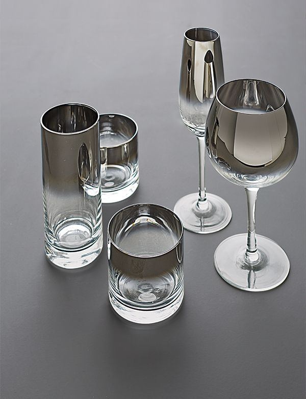 Ombre Glassware from Target! #MyKindOfHoliday