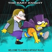 Simpsons Movies posters
