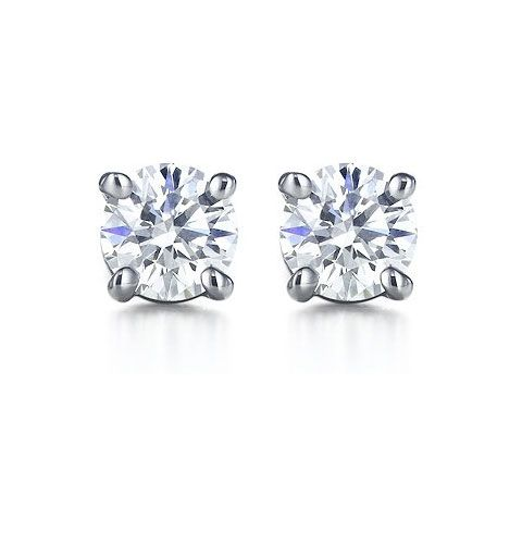 Tiffany S Diamond Studs Because Every In Her 30 Should Own At Least One Pair Of Want Pinterest And