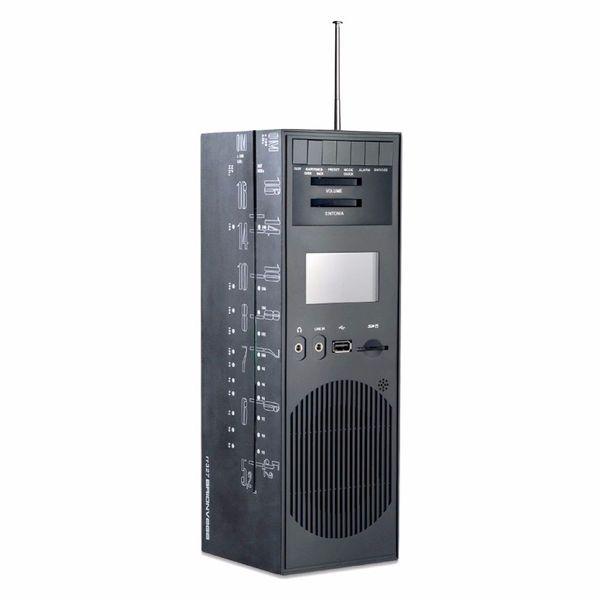 Radio Grattacielo RR327 - design Marco Zanuso - Brionvega