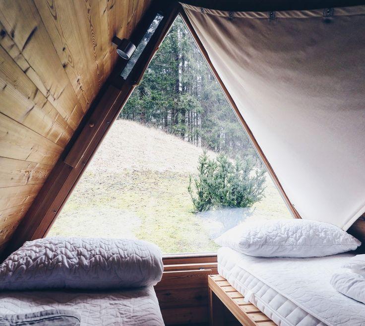 Vita su Marte: Posti strani dove dormire: il Glamping sul Lago di Bled in Slovenia