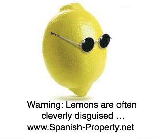 Using a Spanish Property Finder, who works for you, not the seller, will help you avoid buying a lemon.