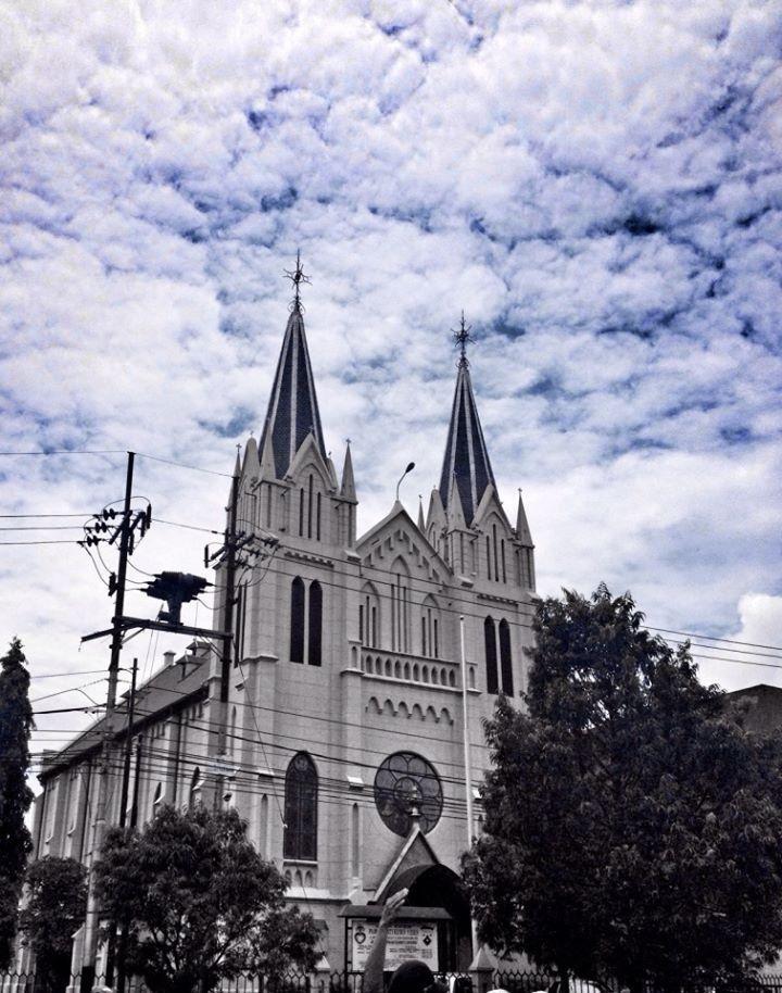 Church @ Malang Surabaya, East Java