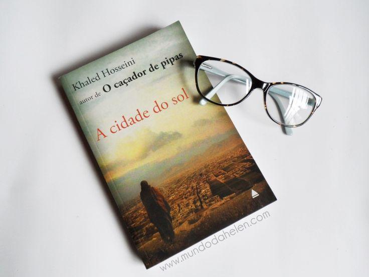 Livro:: A cidade do sol - Khaled Hosseini http://wp.me/p1x69g-2Mb