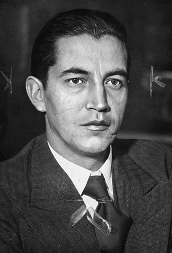Rudolf Diels, first Commander of the Gestapo; 1933–1934