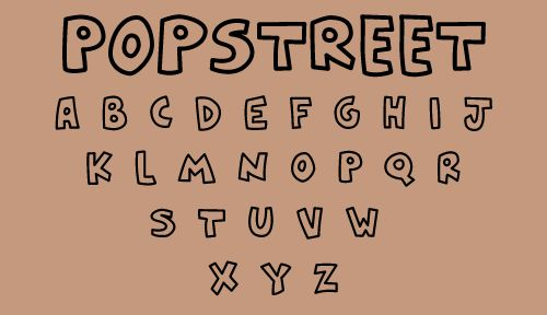 Keith Haring Font Google Search Alphabets In 2019