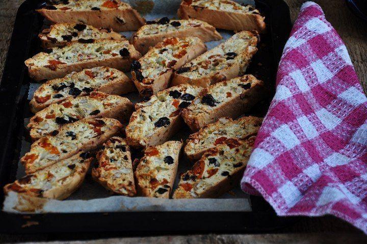 Знаменитая итальянская сладость, которую очень легко приготовить дома - Бискотти!