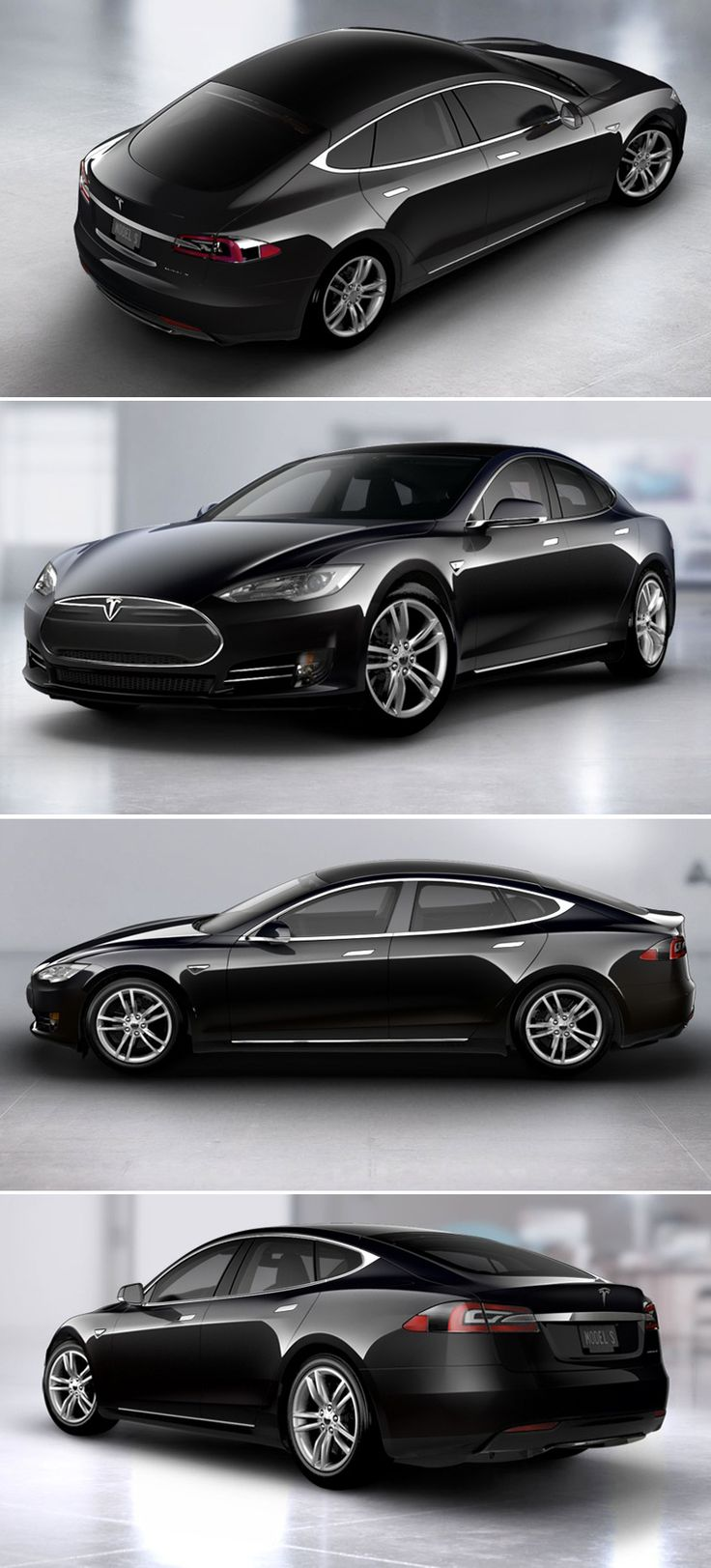 Tesla - Model S. Electric, smart. Properly done. #RePin by AT Social Media Marketing - Pinterest Marketing Specialists ATSocialMedia.co.uk