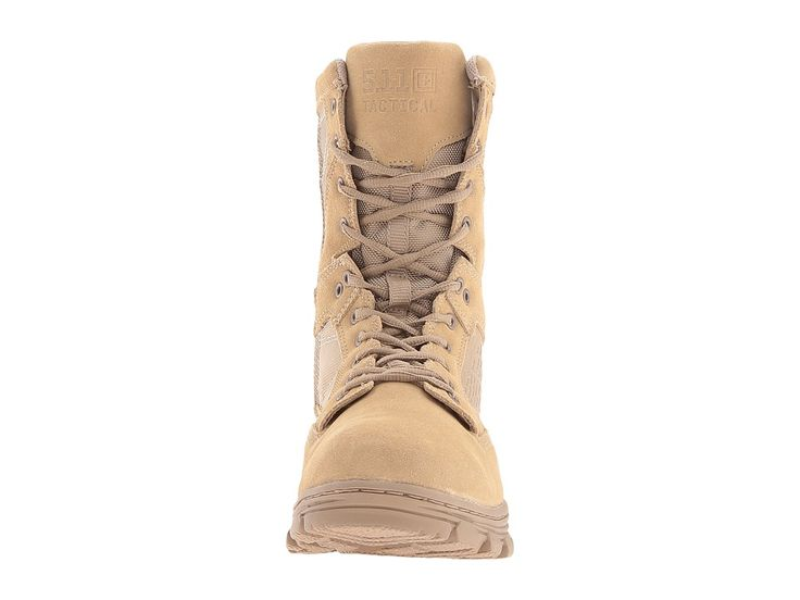 5.11 Tactical Evo Desert 8 Men's Work Boots Coyote