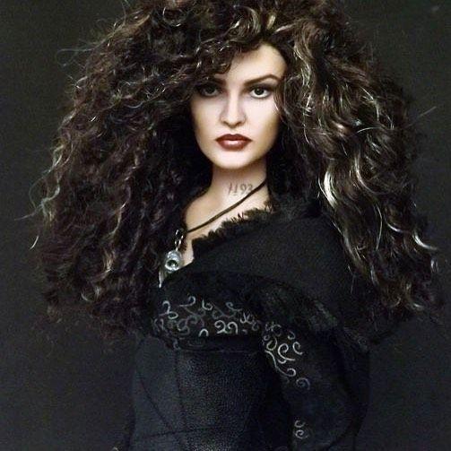 bellatrix lestrange makeup - 503×503