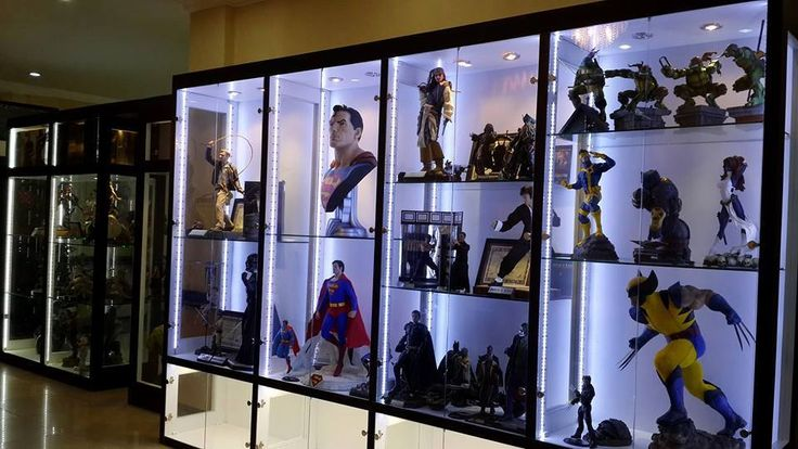 best 25 display cases ideas on pinterest glass display case wooden display cases and action. Black Bedroom Furniture Sets. Home Design Ideas