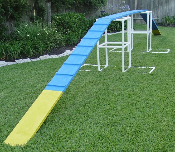 Real DIY agility equipment. with Recycled Materials. | Things to Try ...