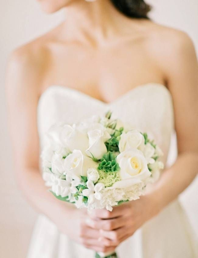 Wedding Flower Inspiration: Stephanotis