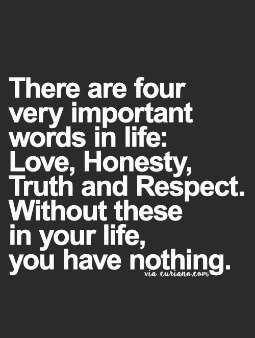 Respect Quotes 5148 Best Quotes Images On Pinterest  Inspiring Quotes The Words