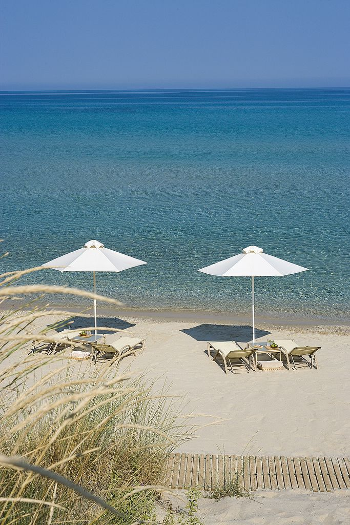 Sani Resort Bousoulas Beach, Halkidiki, Greece