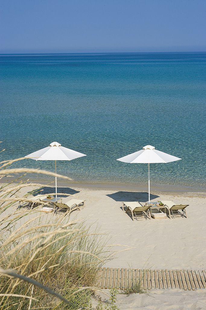 Sani Resort Bousoulas Beach, Halkidiki, Greece