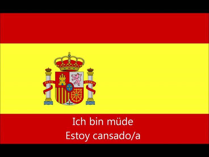 Spanisch Lernen: 150 Spanisch-Sätze für Anfänger