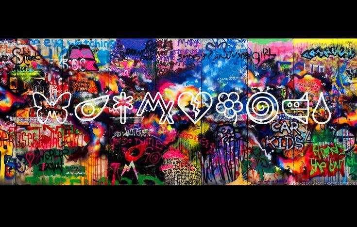Mylo Xyloto. Coldplay. <3