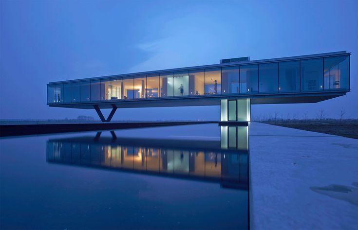 Bustler: Villa Kogelhof by Paul de Ruiter Architects wins an ARC13 Architecture Award