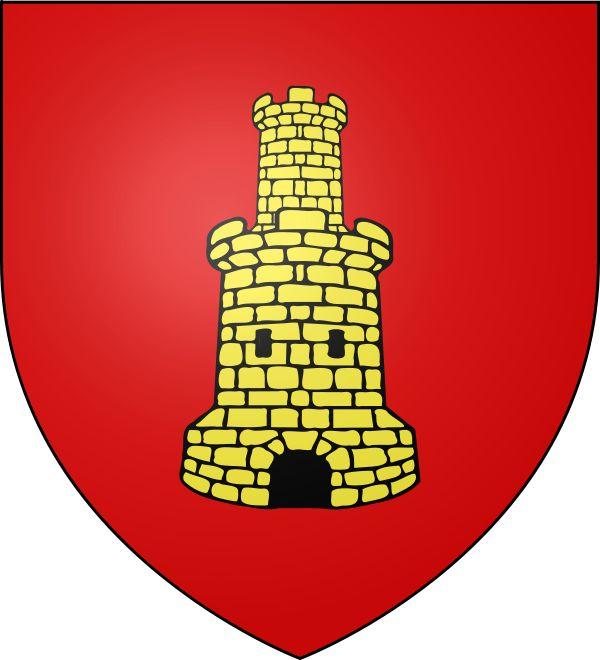 Blason ville fr Caen (Calvados)2.svg