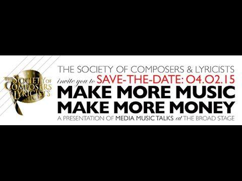 SCL Seminar: Make More Music. Make More Money.